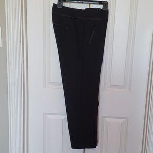 Loft tuxedo pants